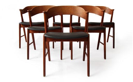 (Tiếng Việt) Phòng ăn thêm mới lạ với những chiếc ghế mang phong cách hiện đại