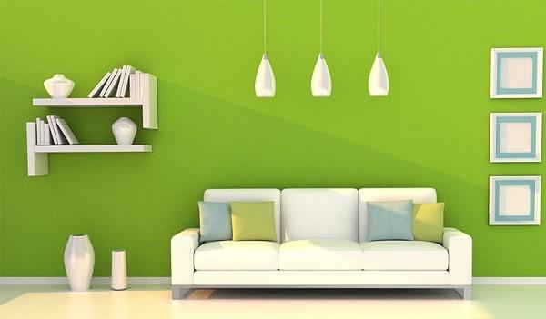(Tiếng Việt) Cách chọn màu sơn nhà theo phong thủy vừa đẹp mắt, vừa phát tài